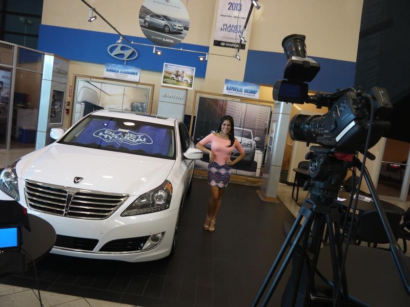 Comercial Planet Hyundai Sahara   Las Vegas